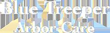 Blue A. logo small